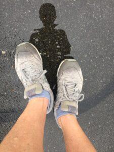 Wet shadow