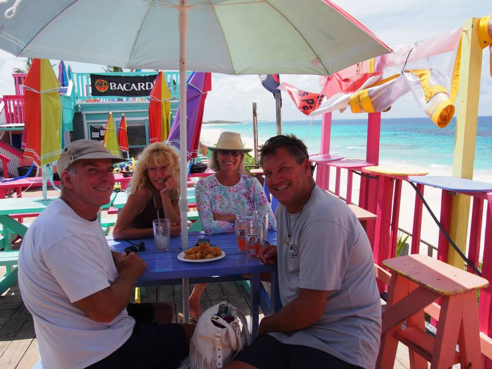 Greetings from Great Guana Cay!